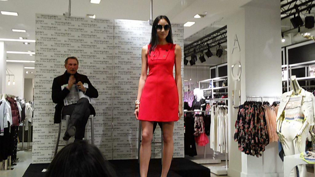 Beatles style fashion New York