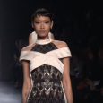 Bibhu Mohapatra's muse for Fall was Qing dynasty Empress Dowager Cixi, whose story he interpreted into strong, powerful designs for the modern woman. Manhattan Fashion Magazine New York