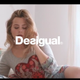 The model and fashion blogger Claudia Albons was one of the guest stars of Desigual´s spring catalogue. Her curvy and sensual body were perfect to wear the body-concious dresses of […]