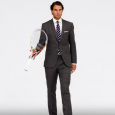 A capsule collection of suiting made for modern movement, in collaboration with global brand ambassador: Rafael Nadal. Manhattan Fashion Magazine New York