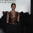 "The furs and evening gowns of Dennis Basso's Fall 2016 collection dazzled with a sense of ""untamed luxury,"" and an unstudied, wintry elegance. Manhattan Fashion Magazine New York"