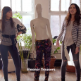 Challenge for the Suarez Sisters, bloggers and photographers, to create two different looks with you Desigual´s ethnic trousers wearing biker jackets and shirts. Because when it comes to styling, the […]