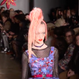 """Designer duo Phillipe and David Blonde draw inspiration from """"Alice In Wonderland"""" as well as Hollywoodian creatives like Miley Cyrus, FKA Twigs and Quentin Tarantino for their disco-fierce Fall 2016 […]"""