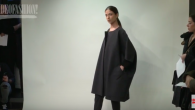 """Designer Yeohlee Teng played with shapes and clever construction to present an enduring collection for the """"on-the-go"""" urban woman at her Fall 2016 presentation! Manhattan Fashion Magazine New York"""