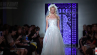 Opulence, elegance and extravagant luxury abound at Naeem Khan's positively stunning Spring 2017 bridal show, held in his New York studio. Manhattan Fashion Magazine New York