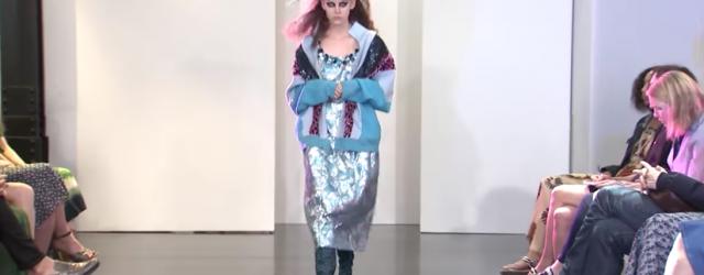 The Resort 2017 Marc Jacobs fashion show held in New York City. Manhattan Fashion Magazine New York