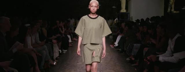 Public School NYC | Spring Summer 2017 by Dao-Yi Chow and Maxwell Osborne | Full Fashion Show in High Definition. Manhattan Fashion Magazine New York