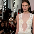 For her Fall 2016 Bridal collection, Ines Di Santo takes inspiration from the ethereal beauty of morning sun light. Manhattan Fashion Magazine New York