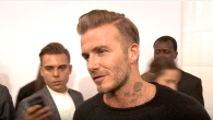 David Beckham and the New York Giants' Victor Cruz, both front row at today's Louis Vuitton men's show, sing the praises of artistic director Kim Jones. Says Cruz: Kim's clothes […]