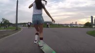 Just like Fred Astaire, South Korea's new skate sensation Hyo Joo Ko makes it look easy. She seems to be dancing on air, as she glides her long-board through the […]