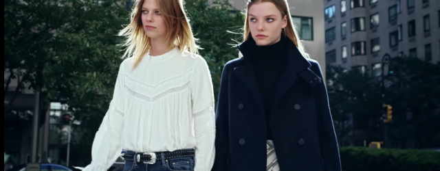 Discover our new AW16 Campaign 'City Vibes'. New York awakes at dawn and it's time to explore its mesmerizing streets… Starring Lexi Boling and Roos Abels. Manhattan Fashion Magazine New […]