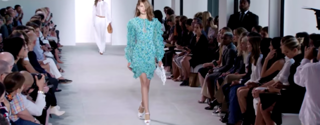 Went Michael Kors' Spring/Summer 2017 collection, down his New York Fashion Week runway! Exuding joy and pure optimism, Kors' Spring 2017 collection was full of must-have-right-now items – from breezy […]