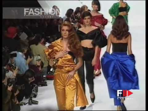 CHRISTIAN DIOR SS 1991 Paris 3 of 3 pret a porter woman by Fashion Channel YOUTUBE CHANNEL: http://www.youtube.com/fashionchannel WEB TV: http://www.fashionchannel.it/en/web-tv FACEBOOK: https://www.facebook.com/fashionchannelmilano TWITTER: https://twitter.com/FashionChannelP PINTEREST: http://pinterest.com/fashionchannel INSTAGRAM: http://instagram.com/fashionchanneltv The […]
