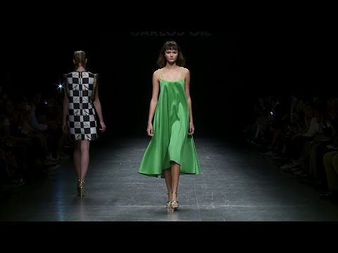 Carlos Gil | Spring Summer 2017 by *** | Full Fashion Show in High Definition. (Widescreen – Exclusive Video/1080p – MFW/ Milan Fashion Week)