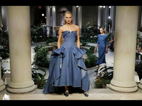 Carolina Herrera | Spring Summer 2017 by Carolina Hererra | Full Fashion Show in High Definition. (Widescreen – Exclusive Video – NYFW/ New York Fashion Week)