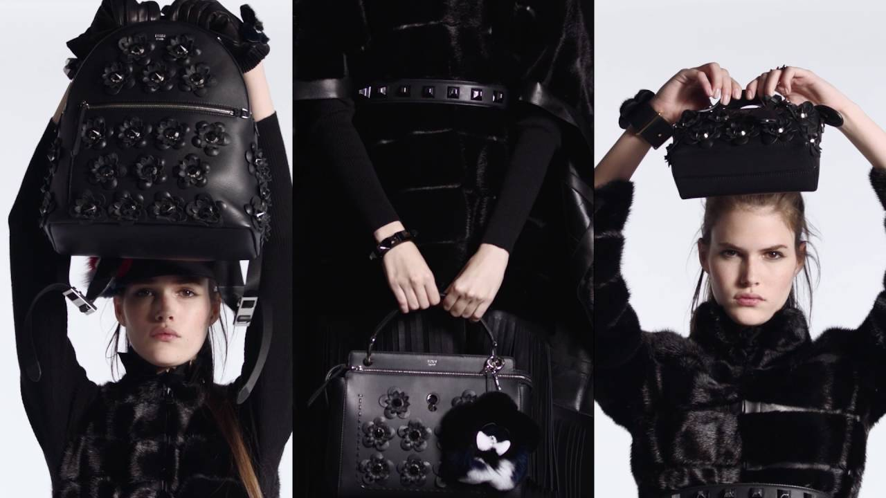 The queen of colors still reigns. The Fendi Black Edition capsule collection features bags, shoes, and accessories in the one color that never goes out of style – black. Find […]
