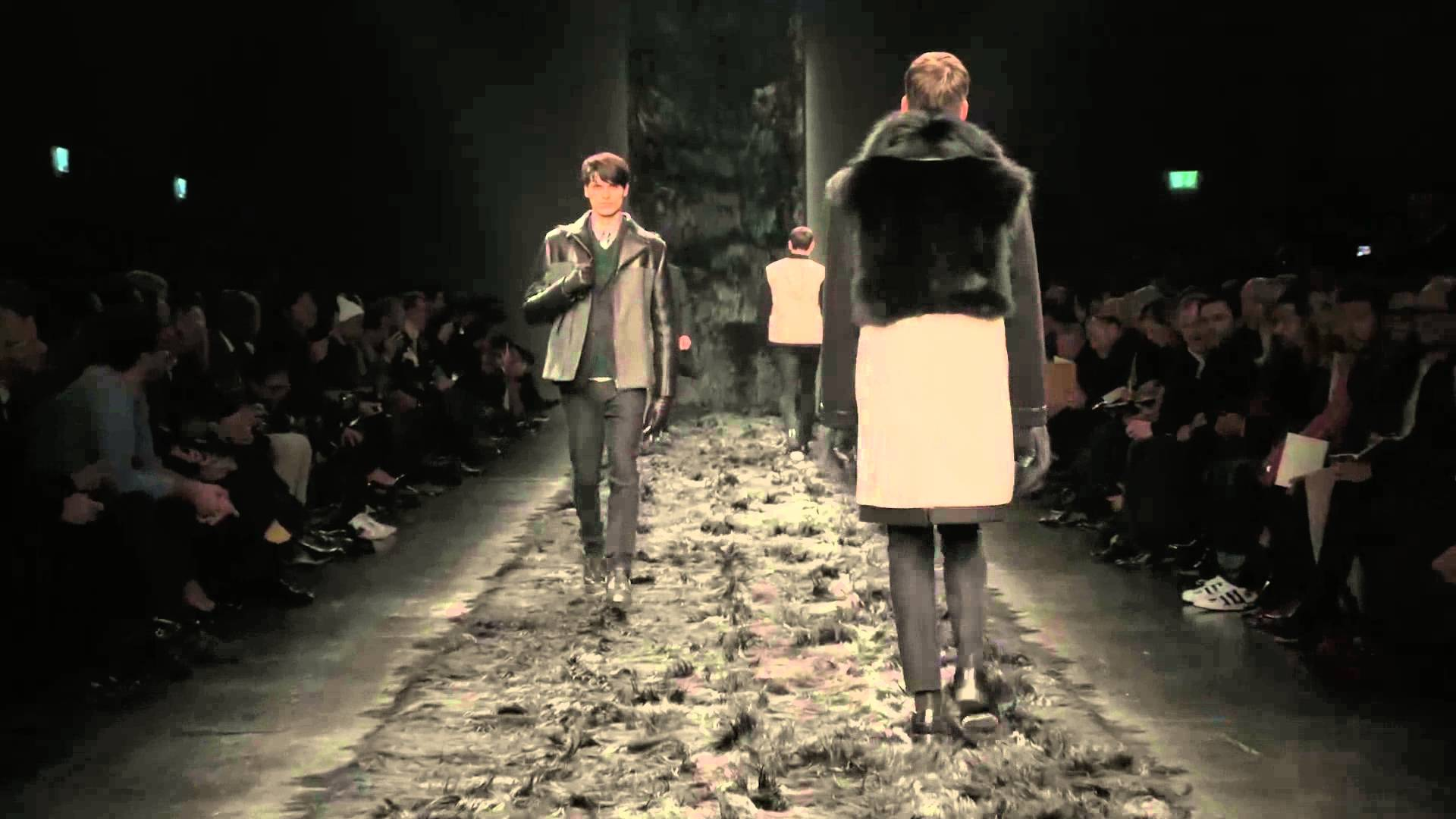 Emboding a modern urban metamorphosis, the Fendi Men's Fall/Winter 2014-15 collection is now unveiled. More on fendi.com