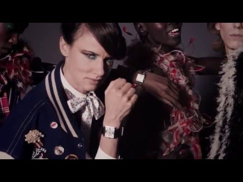 The Marc Jacobs Spring '16 Collection is inspired by Americana. What about America inspires Juliette Lewis? Copyright(c) 2016 Marc Jacobs International, LLC …