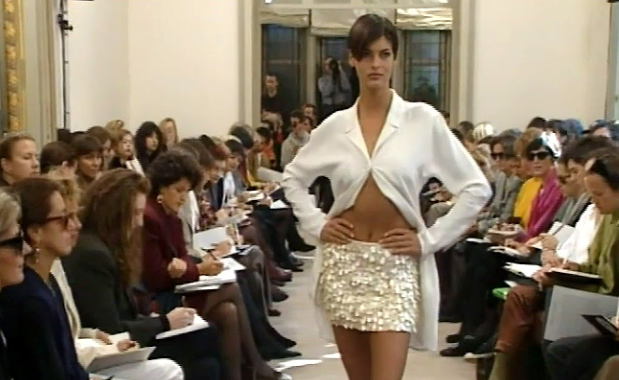 Prada | Spring Summer 1991 by Miuccia Prada | Full Fashion Show in High Quality. (Back in Time – Exclusive Video) #Throwback #Pradaaddicts #Miuccialovers