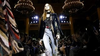 Roberto Cavalli   Fall Winter 2016/2017 by Peter Dundas   Full Fashion Show in High Definition. (Widescreen – Exclusive Video – MFW – Milan Fashion Week)