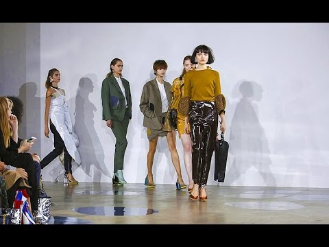Toga   Spring Summer 2017 by Yasuko Furuta   Full Fashion Show in High Definition. (Widescreen – Exclusive Video – LFW/ London Fashion Week) #FFLoved.