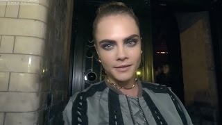 """CARA DELEVINGNE for RIMMEL """"Orange Is The New Back"""" Backstage by Fashion Channel YOUTUBE CHANNEL: http://www.youtube.com/fashionchannel WEB TV: http://www.fashionchannel.it/en/web-tv FACEBOOK: https://www.facebook.com/fashionchannelmilano TWITTER: https://twitter.com/FashionChannelP PINTEREST: http://pinterest.com/fashionchannel INSTAGRAM: http://instagram.com/fashionchanneltv The best videos, […]"""
