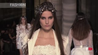 ZUHAIR MURAD Haute Couture Show Spring Summer 2016 by Fashion Channel — Since 1982, the best videos, the most exclusive moments from all the international fashion shows of the most […]