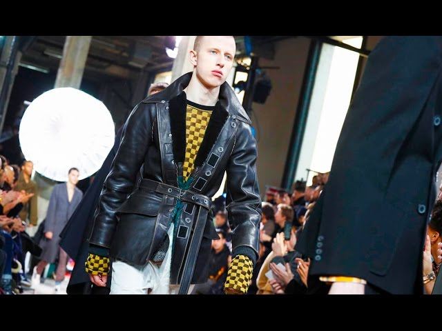 Lanvin | Fall Winter 2017/2018 by Lucas Ossendrijver | Full Fashion Show in High Definition. (Widescreen – Exclusive Video – Menswear Collection – PFW)