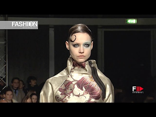 ANTONIO MARRAS – MEN AND WOMEN'S COLLECTION Fall Winter 2017 2018 – Fashion Channel YOUTUBE CHANNEL: http://www.youtube.com/fashionchannel WEB TV: http://www.fashionchannel.it/en/web-tv FACEBOOK: https://www.facebook.com/fashionchannelmilano TWITTER: https://twitter.com/FashionChannelP PINTEREST: http://pinterest.com/fashionchannel INSTAGRAM: http://instagram.com/fashionchanneltv The best […]