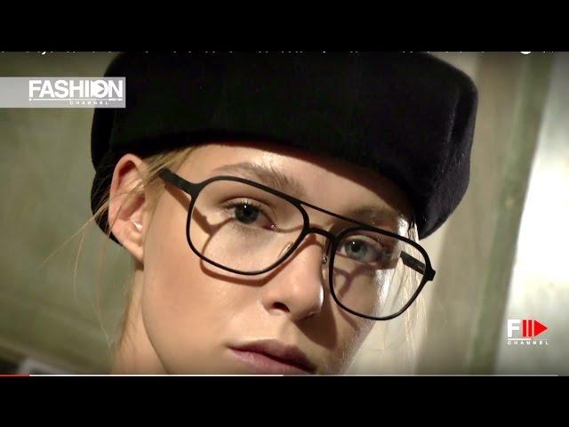 NEUBAU eyewear for GRINKO Backstage – Milano Fashion Week autumn/winter '17 – Fashion Channel NEUBAU eyewear debuts at Milan Fashion Week in collaboration with the Italian brand GRINKO. After the […]