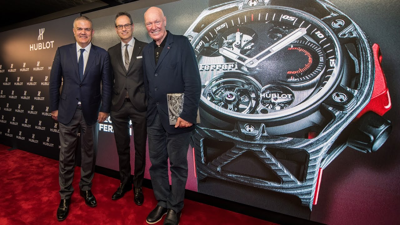 Hublot, the art of Fusion concept in Watchmaking, combining exotic materials in Swiss watches. Discover the world of Hublot on: Website: http://www.hublot.com/ Facebook: https://www.facebook.com/Hublot Twitter: https://twitter.com/Hublot Instagram: http://instagram.com/hublot