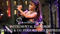 Here's the instrumental backtrack backdrop to the version of 'Sometimes' I made based off her performance at the opening of Tiffany & Co. in Beverly Hills. Enjoy! If used, give […]