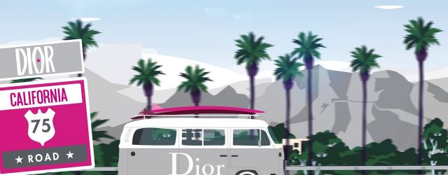 More on: http://on.dior.com/yt-int-summeranimation17-overlay Dior loves California! This Summer, board in the Dior van to explore the inspirational landscapes of the West Coast. Subscribe to the Dior YouTube channel: http://on.dior.com/subscribe