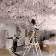 To highlight the passion Christian Dior possessed for flowers and gardens, one which has proved a constant inspiration for the House's creations, a blizzard of paper flowers was installed like […]