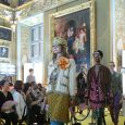 Unfolding inside seven rooms of the Palatine Gallery in Pitti Palace, the Gucci Cruise 2018 collection by Alessandro Michele was woven with a Renaissance influence. Gowns with crystals, pearls or […]