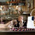 In a new compact shape finished with a top handle and a twisted detachable strap, the Gucci Sylvie bag features in the Gucci Spring Summer 2017 campaign. Photographer: Glen Luchford […]