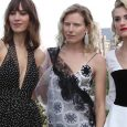 Jonathan Saunders describes the dresses he designed for Emma Roberts, Alexa Chung, Allison Williams, Dree Hemingway, Natalia Vodianova, Talita von Furstenberg, and Diane von Furstenberg for the 2017 Met Gala.