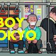 Travel to Tokyo through the eyes of the pixel art group eBoy for the latest edition of Louis Vuitton Travel Book