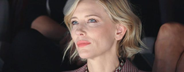 Cate Blanchett, face of the Armani Beauty frangrance Sì, shares her impressions on attending the #GiorgioArmani #SS18 women's fashion show. Watch the full …
