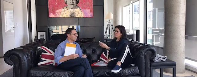 Bobbi Brown and Dr. Frank Lipman talk all things wellness! Watch for health tips and shop Dr. Lipman's Be Well vitamins in our justBOBBI shop. #LTxJustBobbi