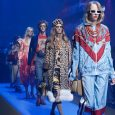 Looking at the women's and men's fashion show by Alessandro Michele. Revealed in the multiple influences was a shoulder bag printed with Guccy in SEGA's …