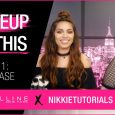 Introducing the Maybelline + NikkieTutorials Makeup Like This challenge! In episode 1, @NikkieTutorials challenges @TheHeather123 to create a cut crease …