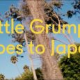 Little Grumps in action: Watch Grumps' journey to Tokyo come to life.