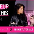 Can't get enough of Maybelline + NikkieTutorials? Click here https://goo.gl/k47t6e to subscribe! Welcome back to Maybelline + NikkieTutorials' Makeup Like This …