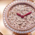 BVLGARI pays tribute to the ancient tradition of mosaics with the unique dials of the two new Lvcea watches, composed of tiles made of gold which creates a sparkling ballet […]