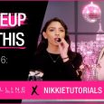 Can't get enough of Maybelline + NikkieTutorials? Click here https://goo.gl/k47t6e to subscribe! Welcome back to Maybelline + NikkieTutorials' Makeup Like This! In episode 6, @NikkieTutorials…