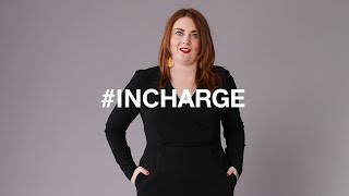 Samantha Barry shares what being #INCHARGE means to her.