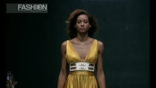 Fashion Channel – A'BIDDIKKIA Spring Summer 2018 Montecarlo MCFW – Fashion  Channel