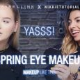 Get ready with NikkieTutorials and Kamila Bravo as they create the perfect spring makeup looks in this how-to video! NikkieTutorials creates a monochromatic …