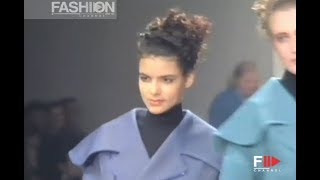 KANSAI YAMAMOTO Fall 1988/1989 Paris – Fashion Channel YOUTUBE CHANNEL: http://www.youtube.com/fashionchannel WEB TV: …